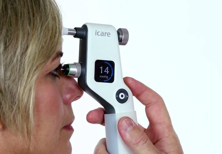 Прибор измерения глазного давления в домашних условиях