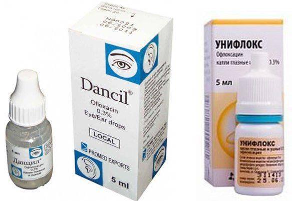 Офлоксин: аналоги, инструкция по применению, цена, отзывы