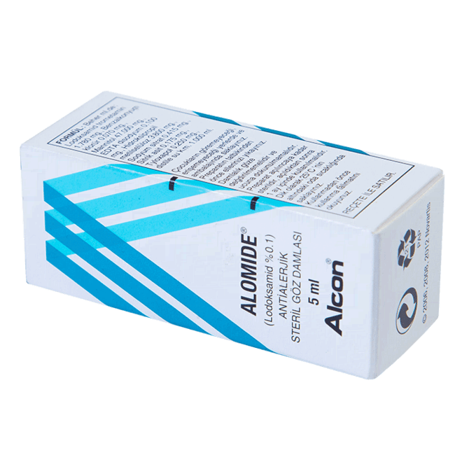 Аломид глазные капли: инструкция по применению, цена, аналоги и отзывы