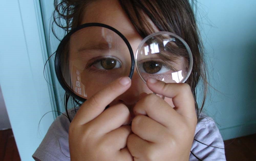 Астигматизм - размытое зрение