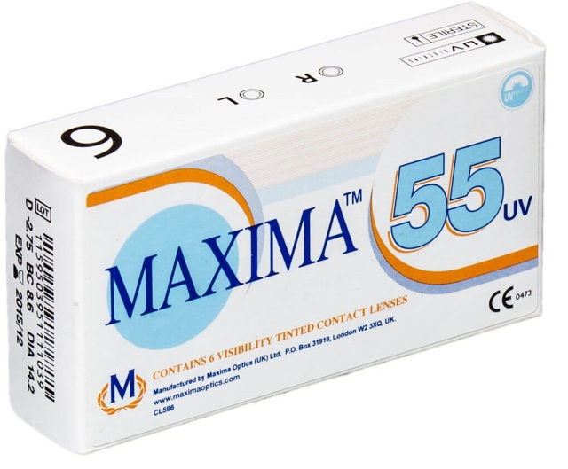 Maxima - раствор для линз, обзор, отзывы