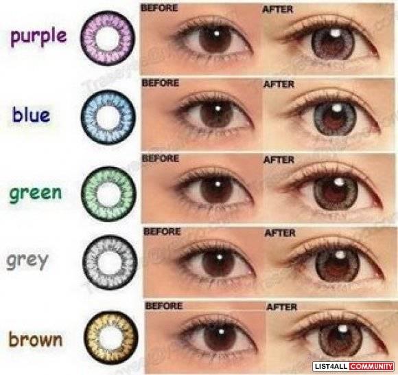 Современные критерии выбора контактных линз для индивидуального ношения