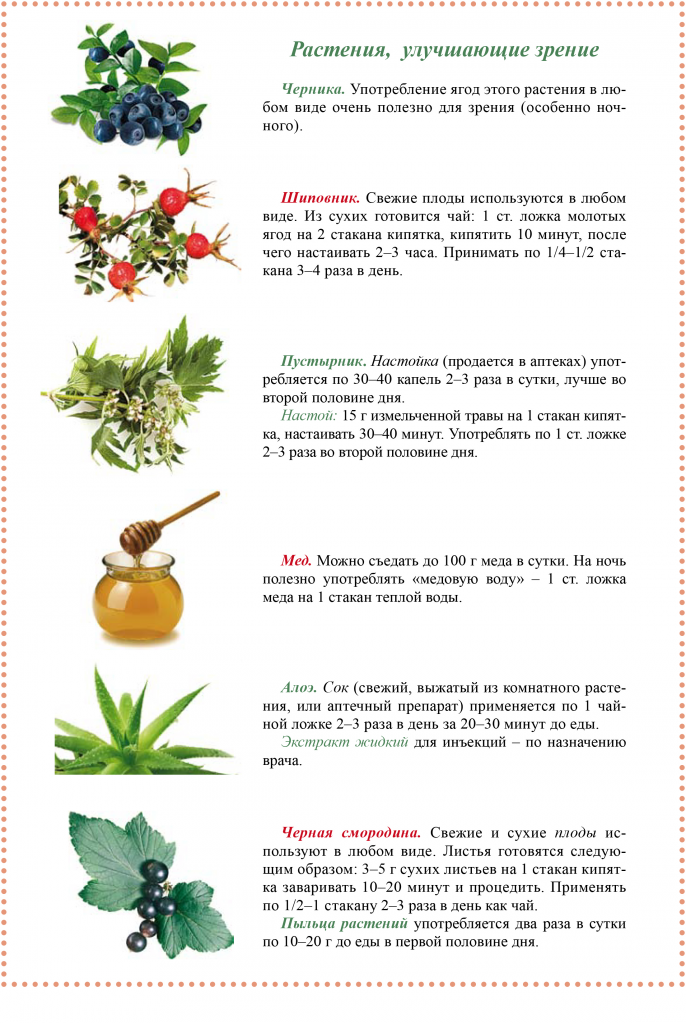 Лечение дальнозоркости народными средствами – 7 трав - народная медицина   природушка.ру
