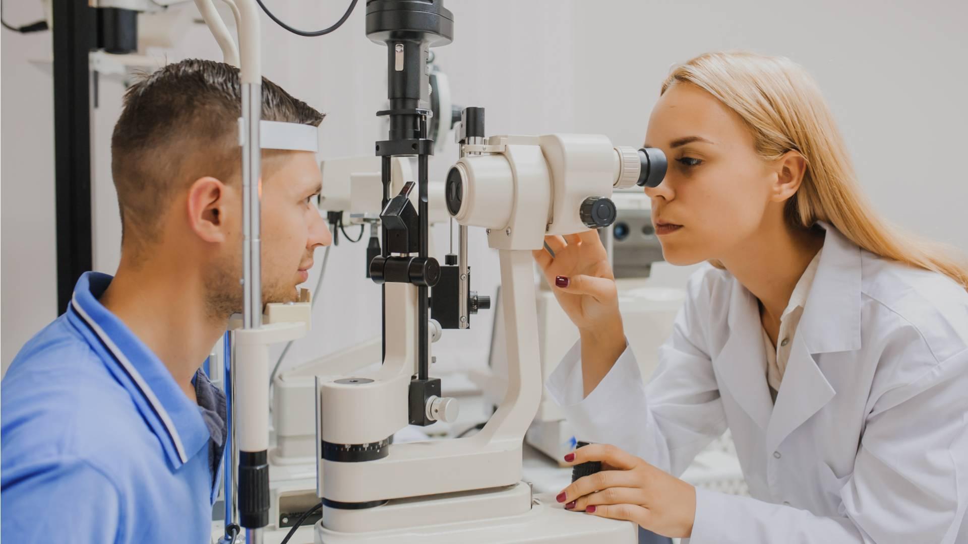 Биомикроскопия глаза - симптомы и лечение. журнал медикал