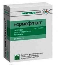 Инструкция по применению препарата нормофтал