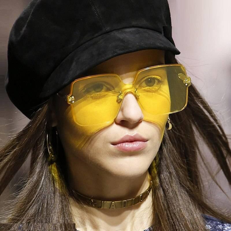 Зачем нужны очки с желтыми линзами