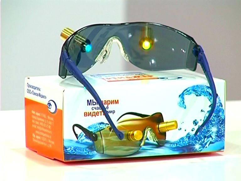 Очки сидоренко фото обзор инструкция цена отзывы офтальмологов