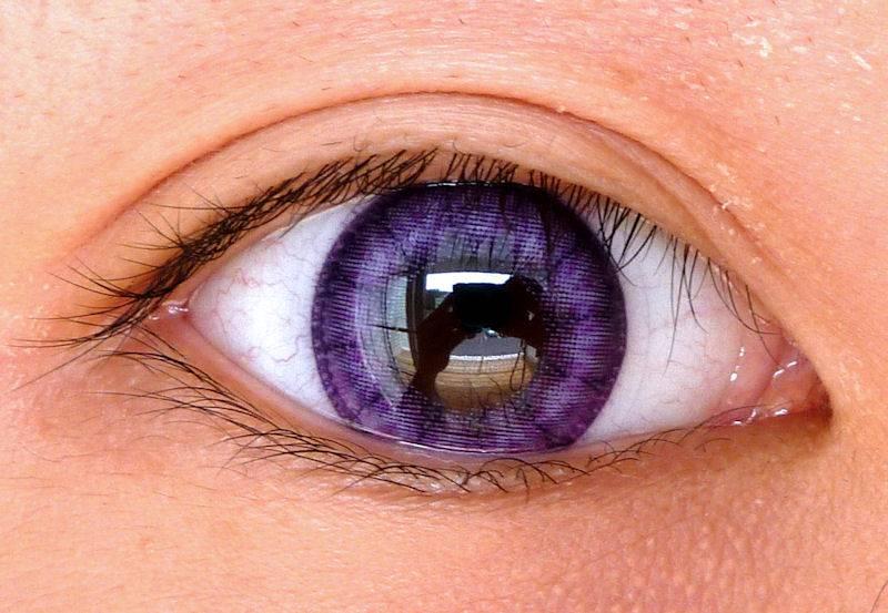Цветные линзы для глаз — обзор. описание, инструкции, отзывы