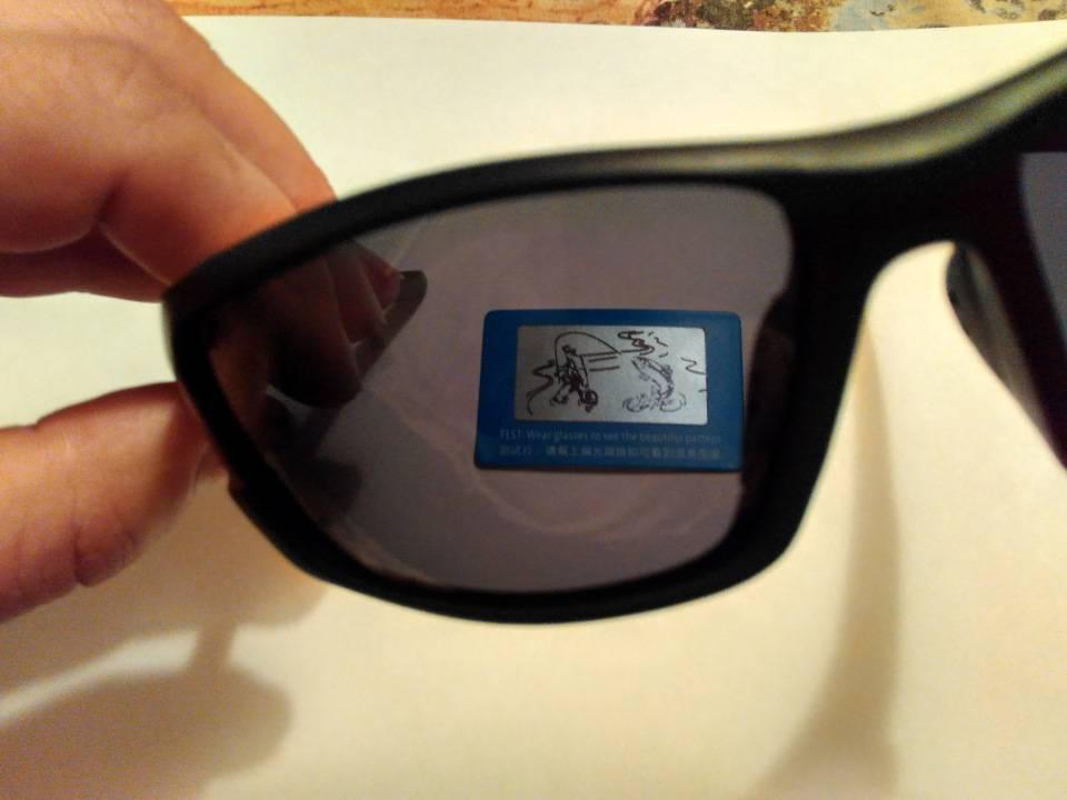Солнцезащитные очки с поляризацией или поляризационные очки