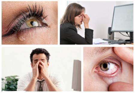 Астенопия глаз - что это, причины, симптомы, лечение