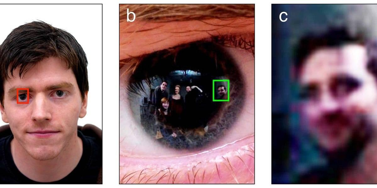 Что видят слепые люди? (7 фото)