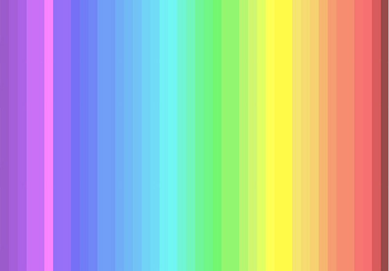 Красочный мир при тетрахроматизме - мир прогнозов