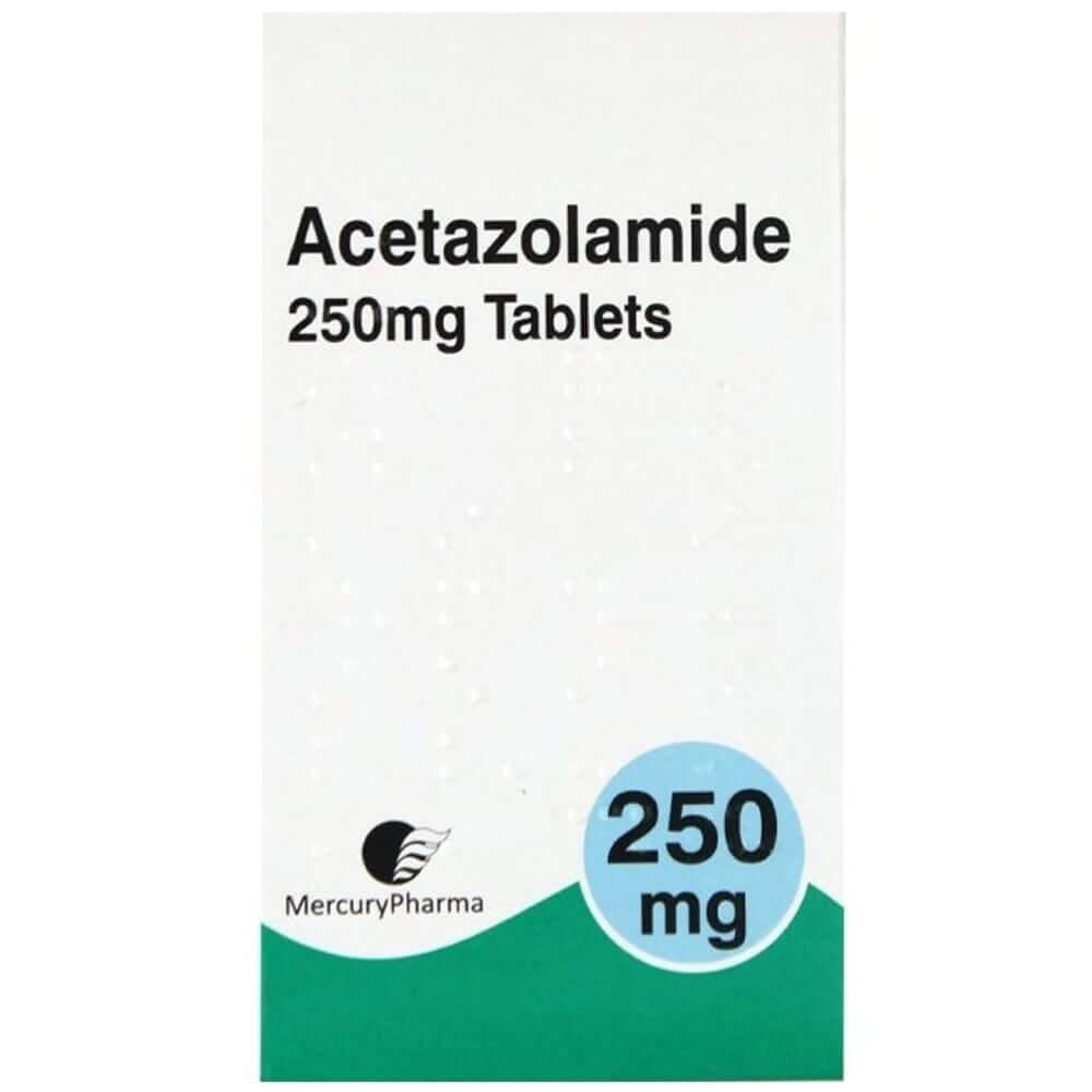 Инструкция по применению таблеток ацетазоламид и отзывы