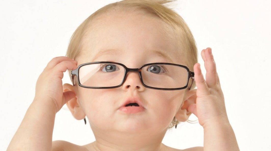 Врожденная миопия (близорукость) у детей, лечение высокой степени у ребенка