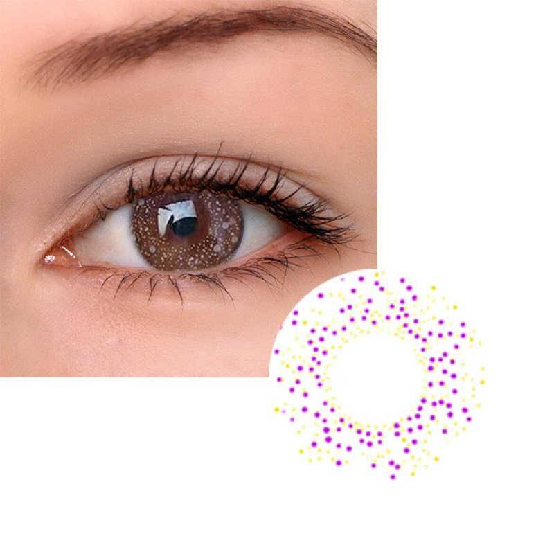 Зеркальные контактные линзы - обзор, отзывы