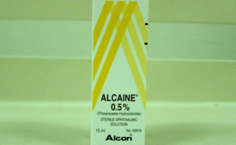 Алкаин: состав, фармакологические свойства, инструкция, аналоги