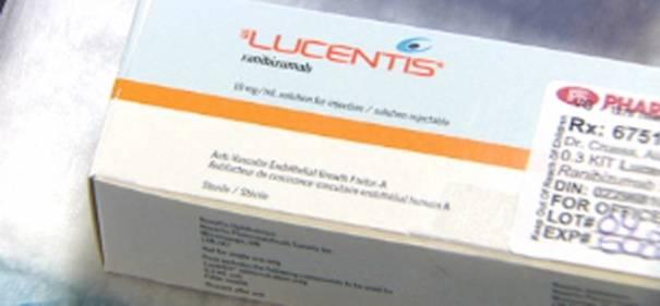 Луцентис: инструкция по применению, отзывы и аналоги, цены в аптеках