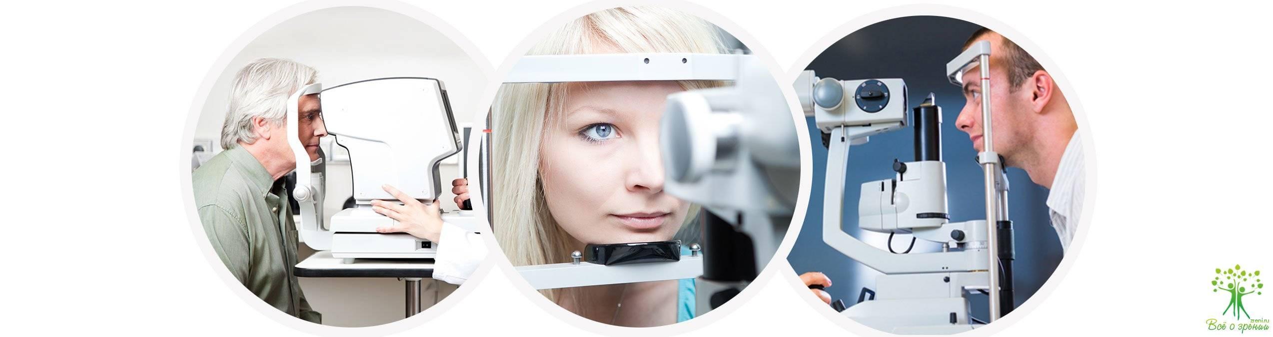 Осмотр глазного дна (офтальмоскопия): виды, цена, что показывает