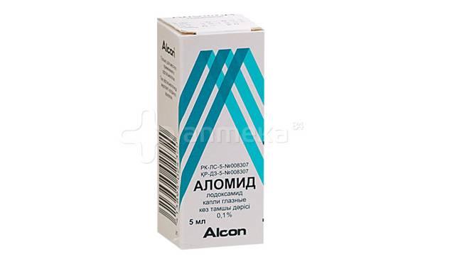 Показания, инструкция по применению капель для глаз аломид, заменители препарата, отзывы