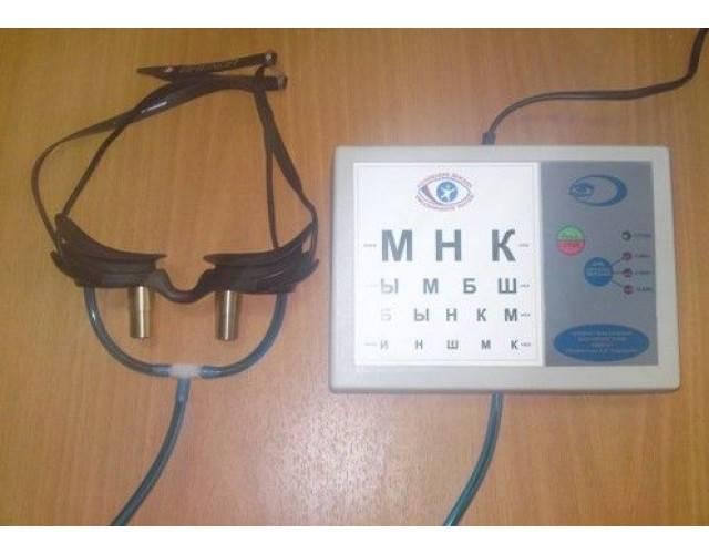 Очки сидоренко отзывы при глаукоме