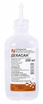 Декаметоксин таблетки для горла
