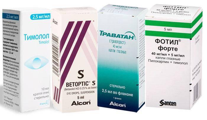 Капли для снижения глазного давления: обзор препаратов, инструкции по применению, отзывы - sammedic.ru