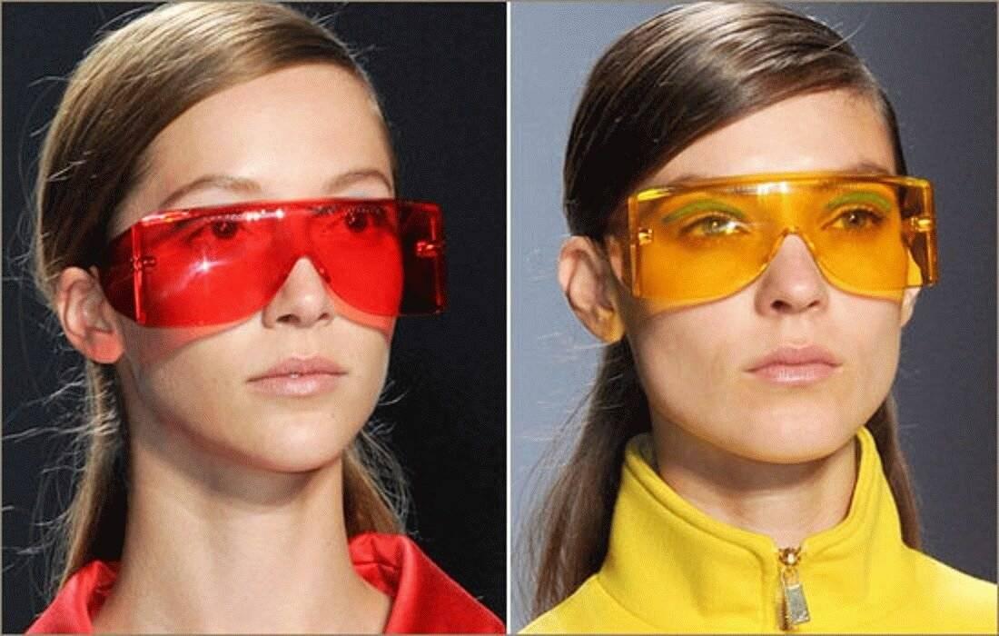 Зачем нужны очки с желтыми линзами — офтальмология