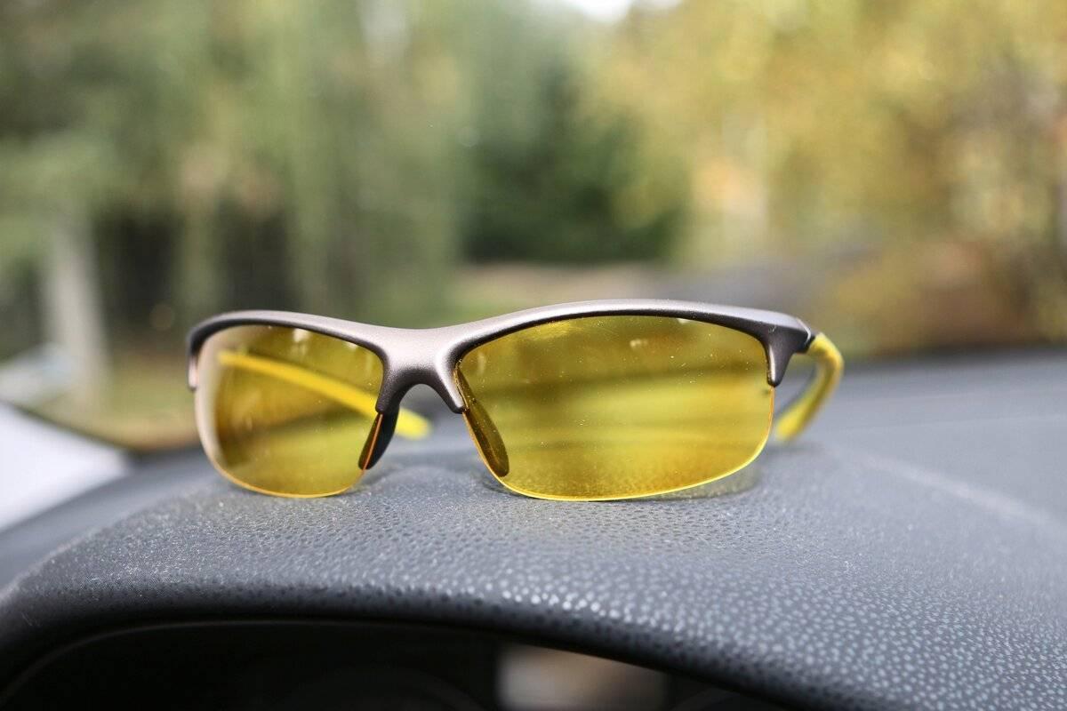 Для чего желтые очки  зачем их носят