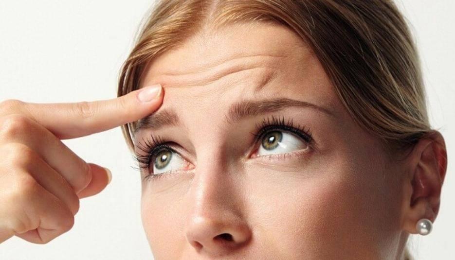 Болит между бровями: причины и характер боли