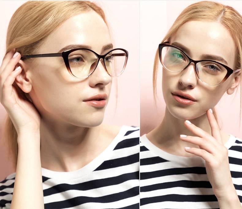 Прозрачные очки - кому подойдут, как выбрать
