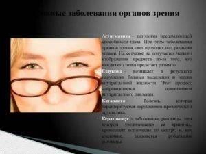 Психосоматика: близорукость