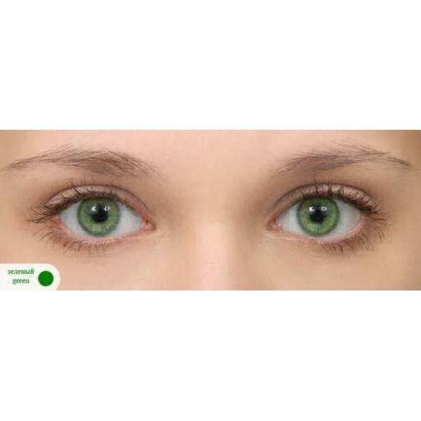 Линзы ультрафлекс: цветные и оттеночные контактные изделия ultra flex, почему ultraflex сняли с производства