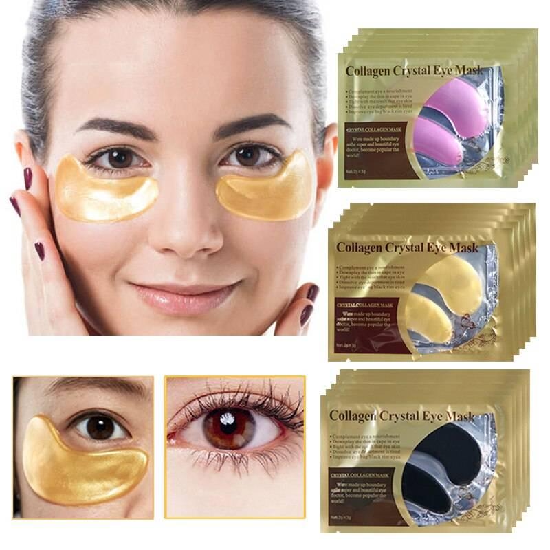 Маски для кожи вокруг глаз: рецепты от синяков, отеков и морщин