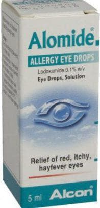 Глазные капли «аломид»: инструкция по применению, цена. как проводить лечение глазными каплями аломид