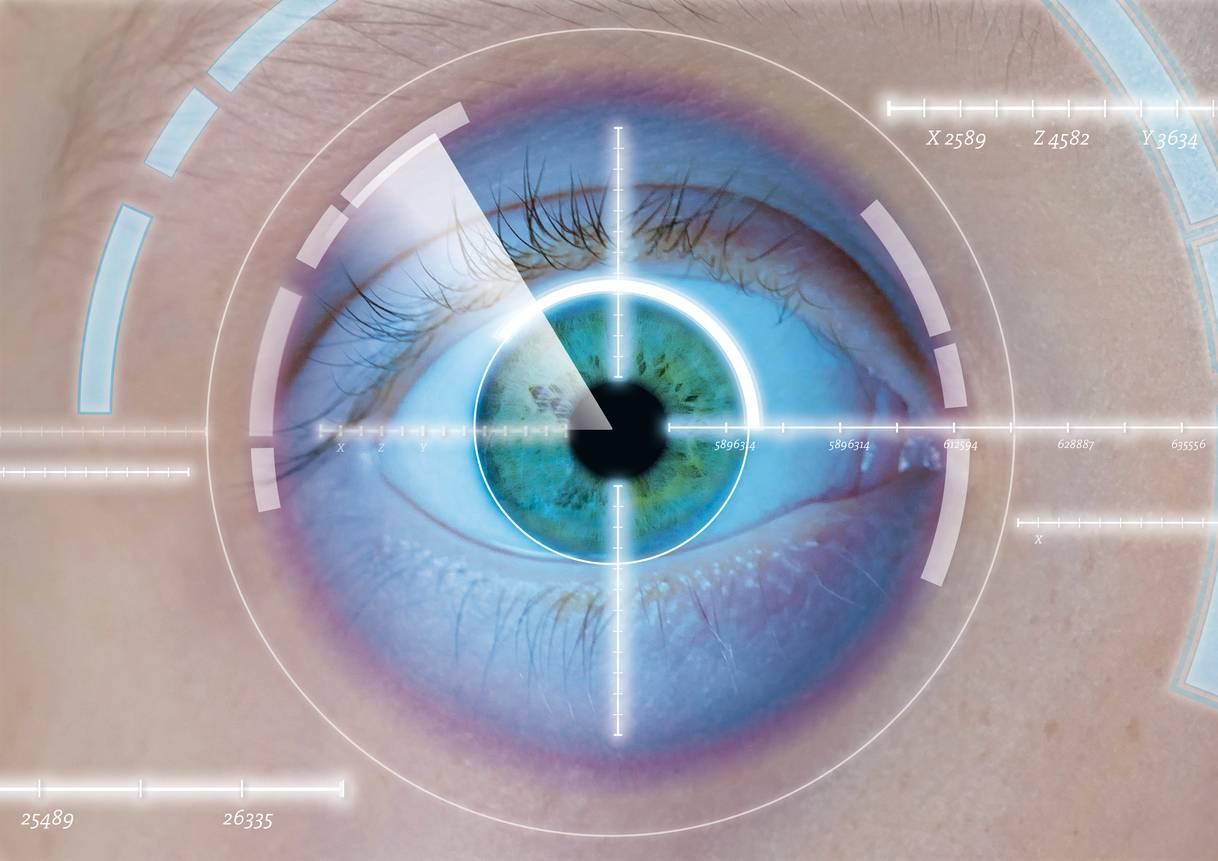 После лазерной коррекции зрения один глаз видит мутно или хуже другого