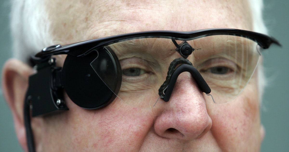 Бионический глаз – искусственная зрительная система - о болезнях