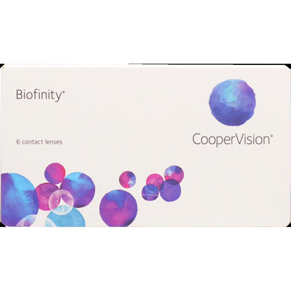 Контактные линзы biofinity: преимущества и отзывы людей