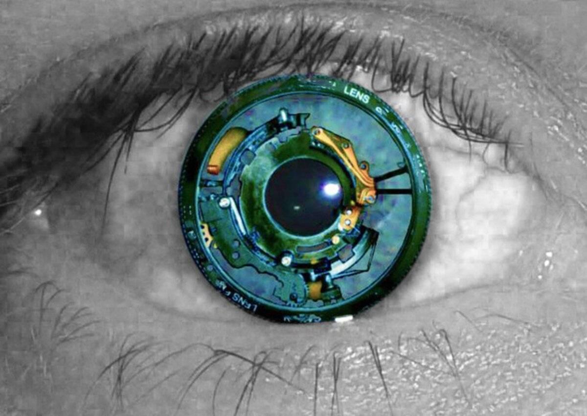 Бионический глаз - уже не фантастика