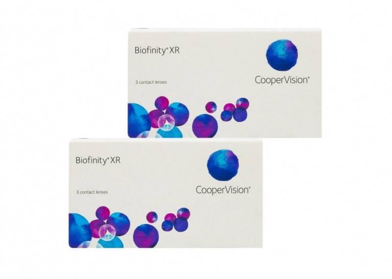 Контактные линзы biofinity (биофинити): о линзах, их виды, как использовать и отзывы клиентов