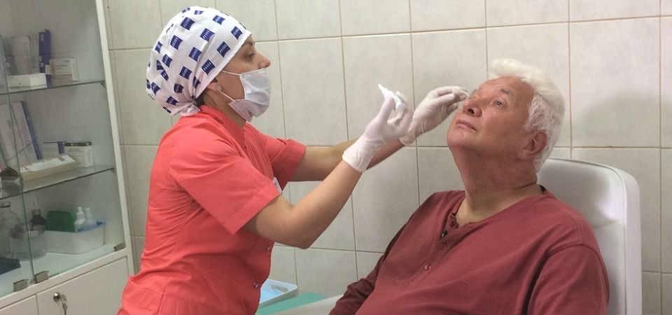 Как быстро и правильно вылечить химический ожог глаза - медицинский справочник medana-st.ru