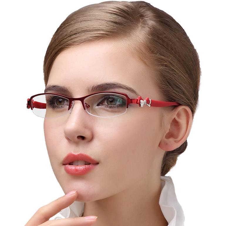 Оправа без стёкол: как и с чем носить имиджевые очки?
