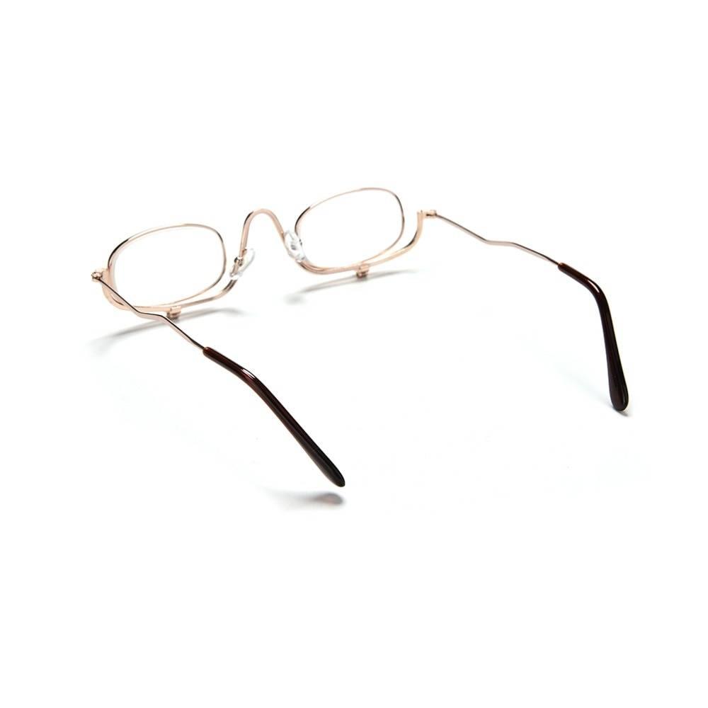 Как должны сидеть очки?