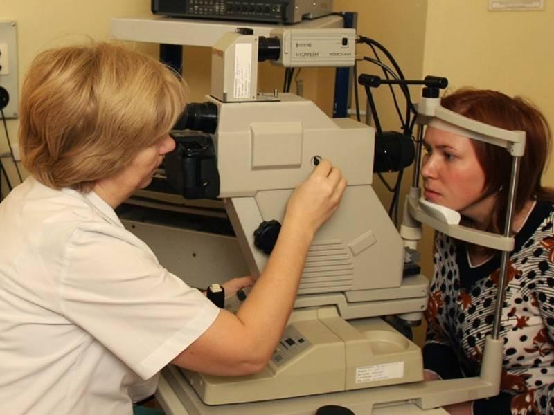 Нейроофтальмология вики