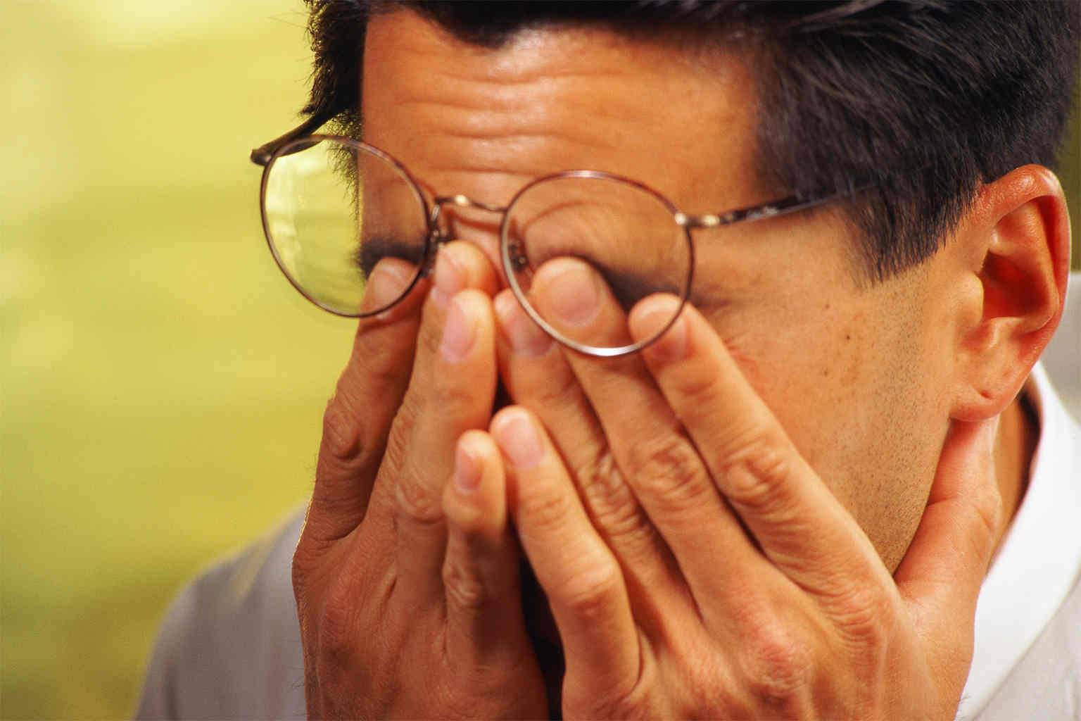 Болят глаза при простуде