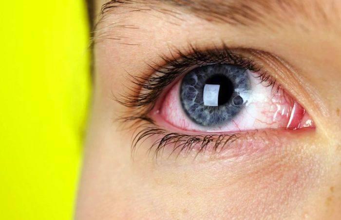 Как сделать глаза красными в домашних условиях