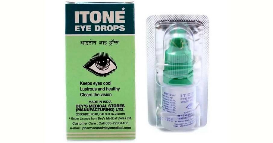 Индийские капли для глаз - список лучших, отзывы