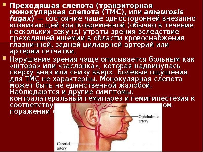 Амавроз лебера: симптомы, причины возникновения, лечение