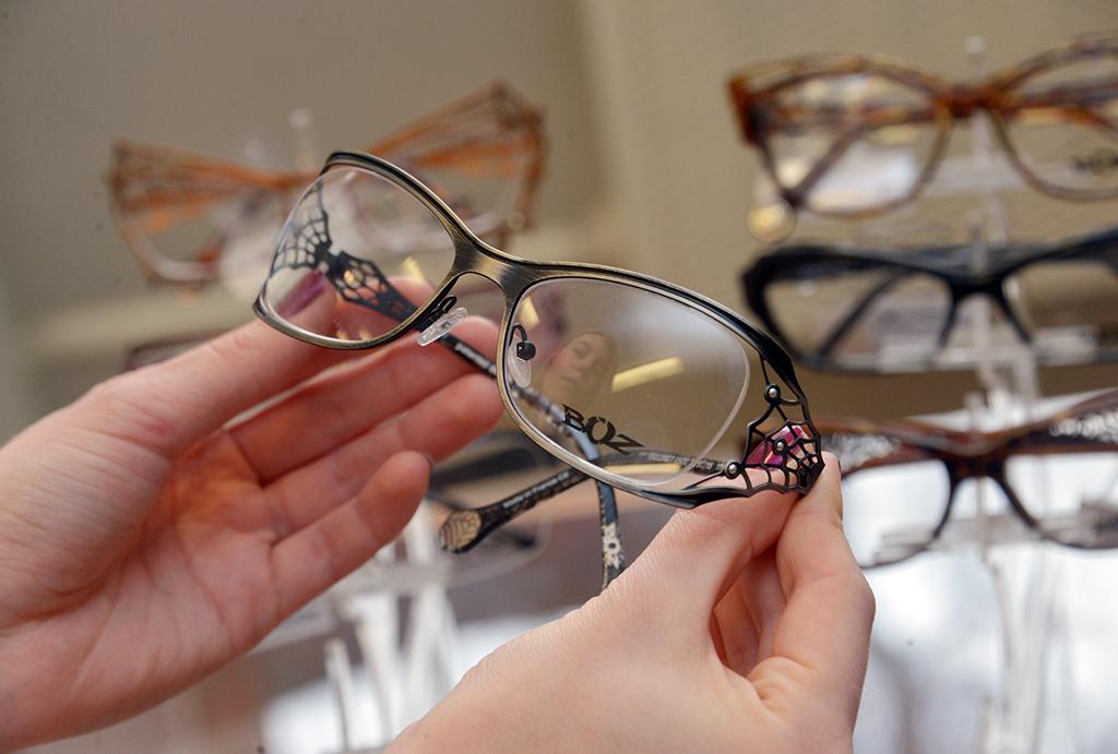 Линзы перифокал (perifocal) и очки