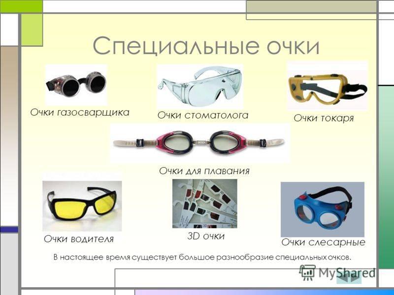 Когда появились солнцезащитные очки?