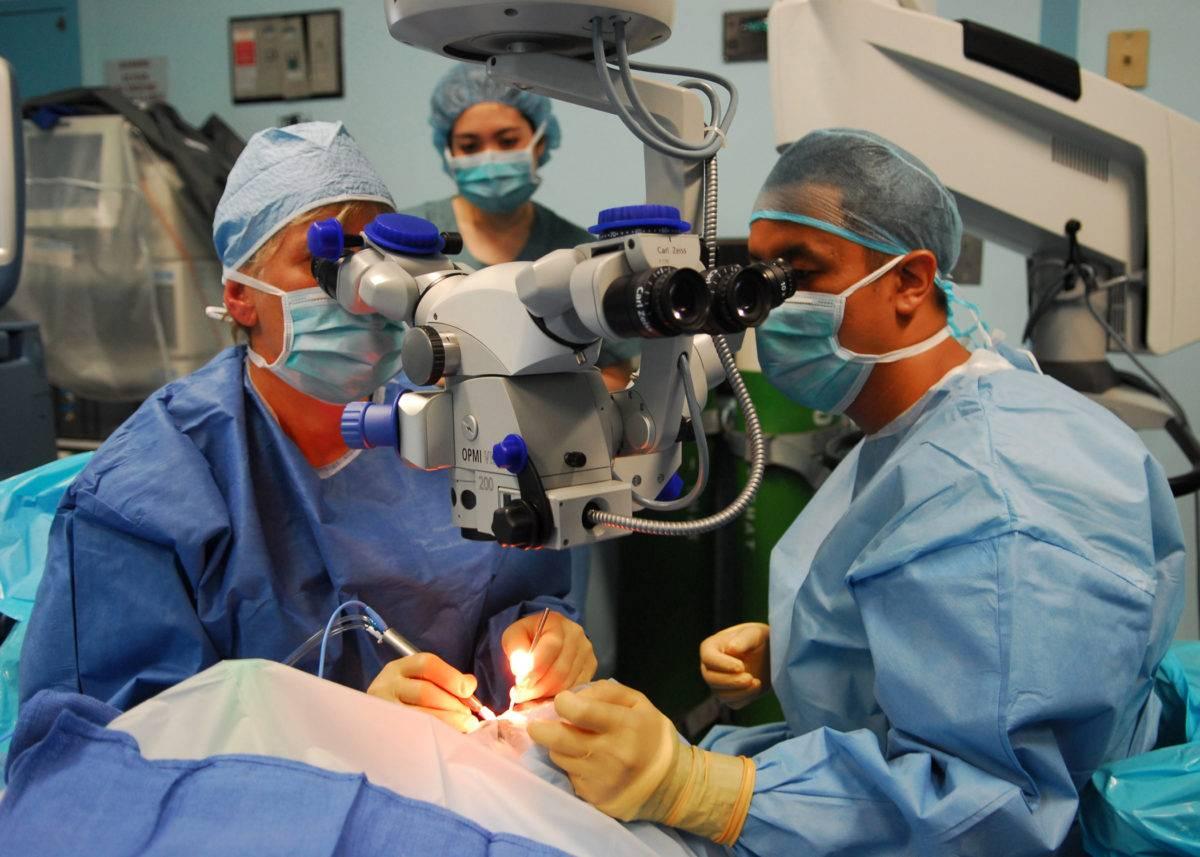 Операция по замене хрусталика глаза: отзывы, как делают, сколько длится, восстановление зрения